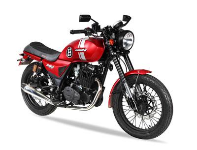 Motorbike Plates